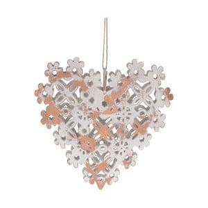 Závesná dekorácia Antique Heart
