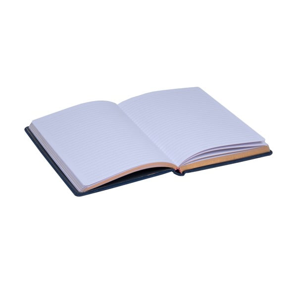 Modrý zápisník Tri-Coastal Design Everyday Inspiration