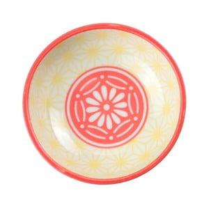 Žltá porcelánová miska Tokyo Design Studio Star, ⌀9,5cm