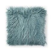 Modrý vankúš La Forma Brock, 45 x 45 cm