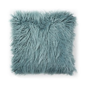Modrý vankúš La Forma Brock, 45×45cm