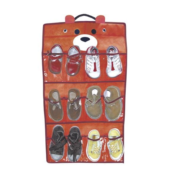 Závesná polička na detské topánky Bear