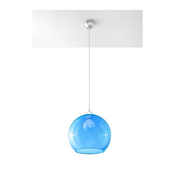 Modré stropné svetlo Nice Lamps Bilbao