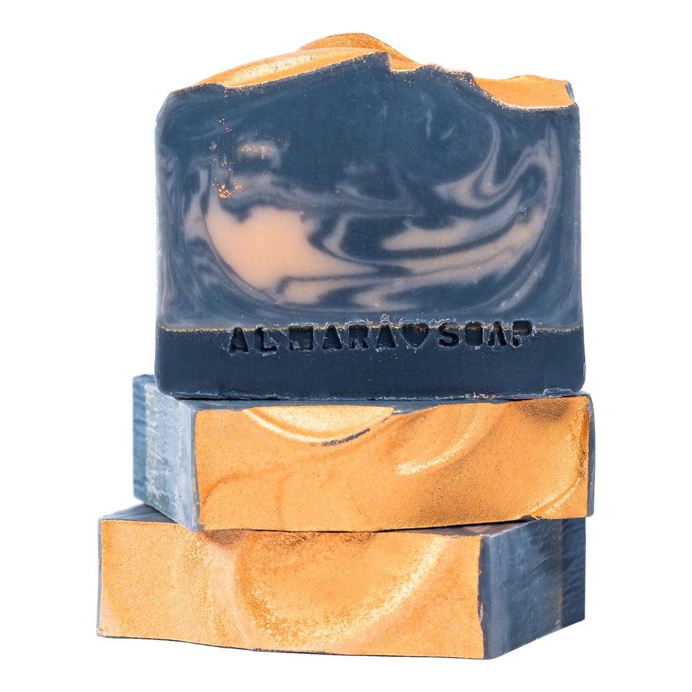 Ručne vyrábané mydlo Almara Soap Amber Nights