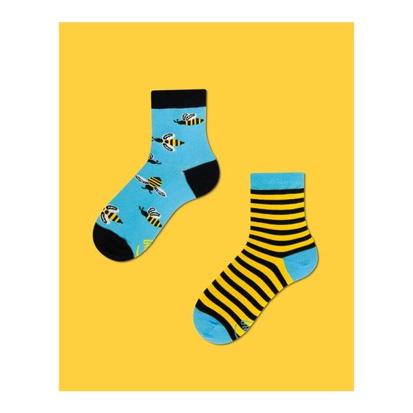 Detské ponožky Many Mornings Bee Bee, veľ. 23/26