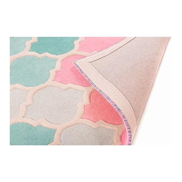 Vlnený koberec Flair Rugs Illusion Rosella, 120×170cm