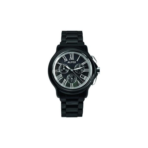 Pánske hodinky Alfex 5629 Black/Black