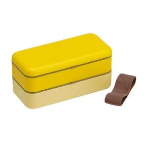 Desiatový box Earth Yellow, 600 ml