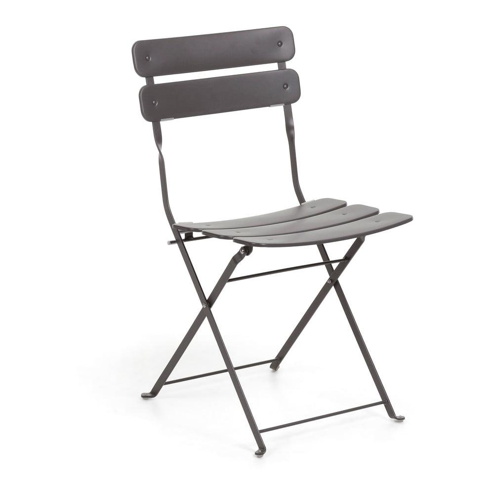 Sivá stolička La Forma Ambition
