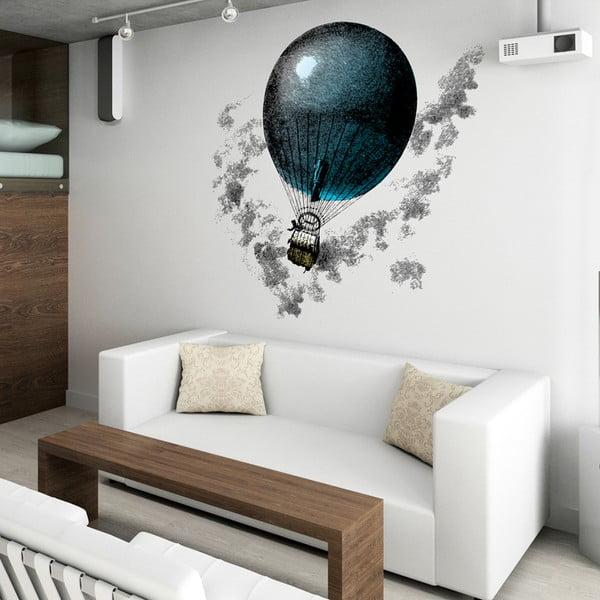 Samolepka Balloon, 58x65 cm
