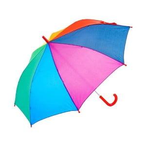 Detský dáždnik Ambiance Rainbow Walker