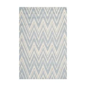 Vlnený koberec Luca, 121x182 cm