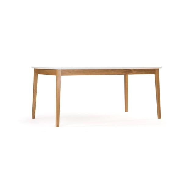 Jedálenský stôl Woodman Blanco