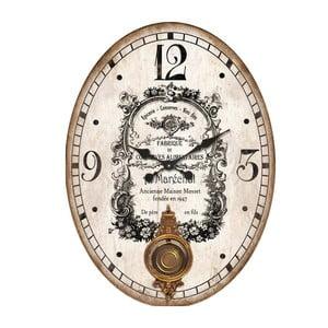 Závesné hodiny Bois Antic Line Pendulum