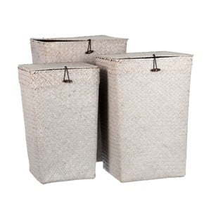 Set košov na prádlo Reed, 3 ks