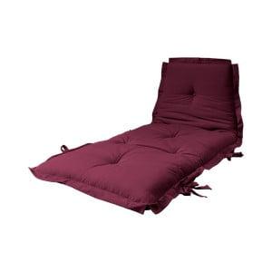 Variabilný futón Karup Sit&Sleep Bordeaux