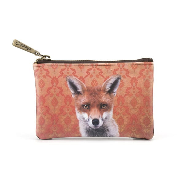 Plochá taštička Fox