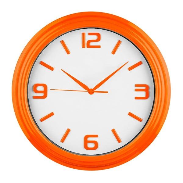 Nástenné hodiny Orange, 41 cm