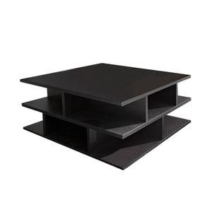 Čierny konferenčný stolík 13Casa Bonita