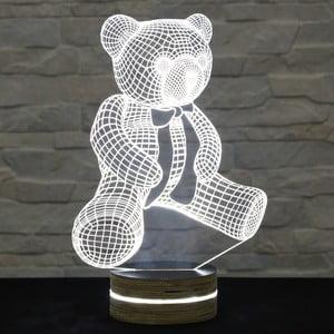 3D stolová lampa Ted
