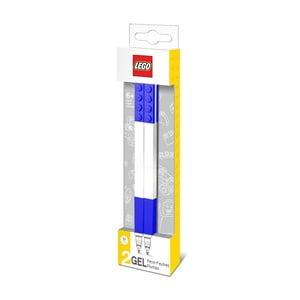 Sada 2 modrých gélových pier LEGO®