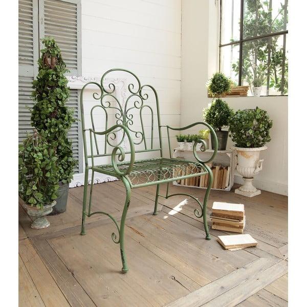 Záhradná stolička Antique Green