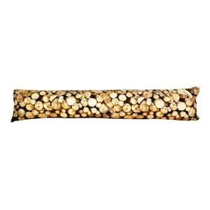 Vankúš Wood Fireplace 23x90 cm