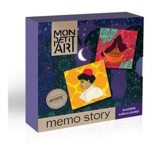 Pamäťová hra Mon Petit Art Aladdin