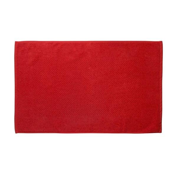 Kúpeľňová predložka Galzone 80x50 cm, červená