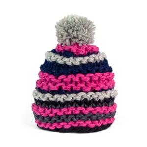 Pruhovaná čiapka Mina
