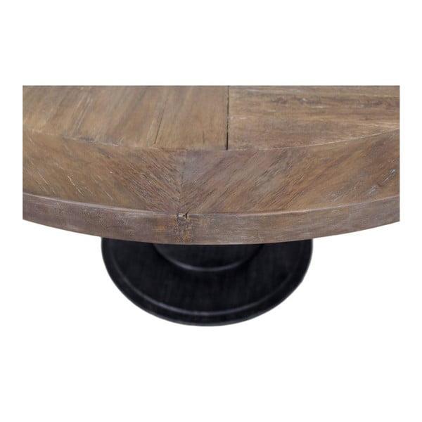 Okrúhla doska stola z teakového dreva HSM collection, ⌀ 150cm