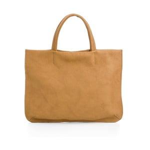 Prírodná kožená kabelka Woox Avita