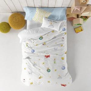 Detské bavlnené obliečky na paplón a vankúš Mr. Fox Son Monde, 140 × 200 cm