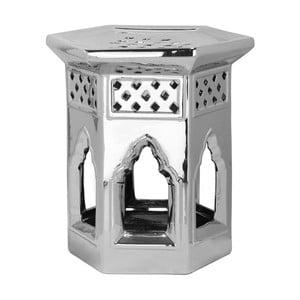 Stolík Moroccan Silver