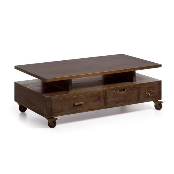 Konferenčný stôl z dreva mindi Moycor Industrial