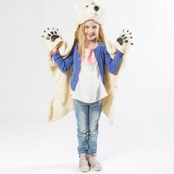 Kostým a predložka v jednom Polárny medveď