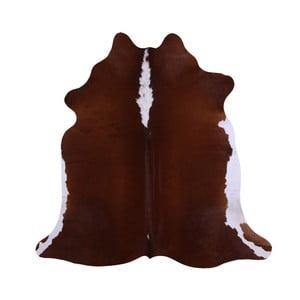 Pravá hovädzia koža Gróa, 176 x 179 cm