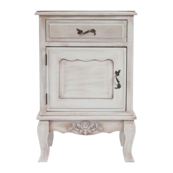 Prádelník Barique Antique White