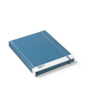 Modrý zápisník Pantone