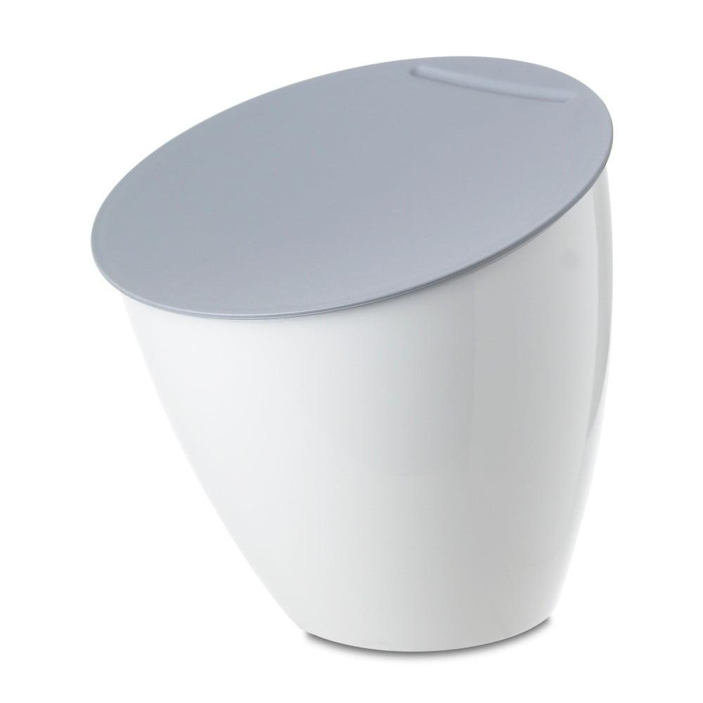 7fe27ce23 Biely odpadkový kôš na kuchynskú linku Rosti Mepal Calypso, 2,2 l ...
