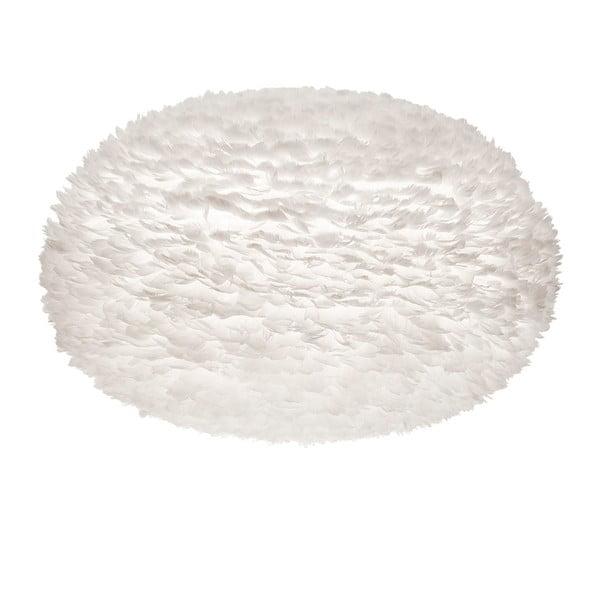 Biele tienidlo z husieho peria VITA Copenhagen EOS, Ø101 cm