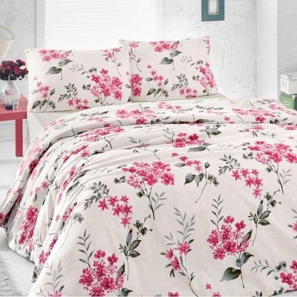 Obliečky Pink Fiorent, 160x220 cm