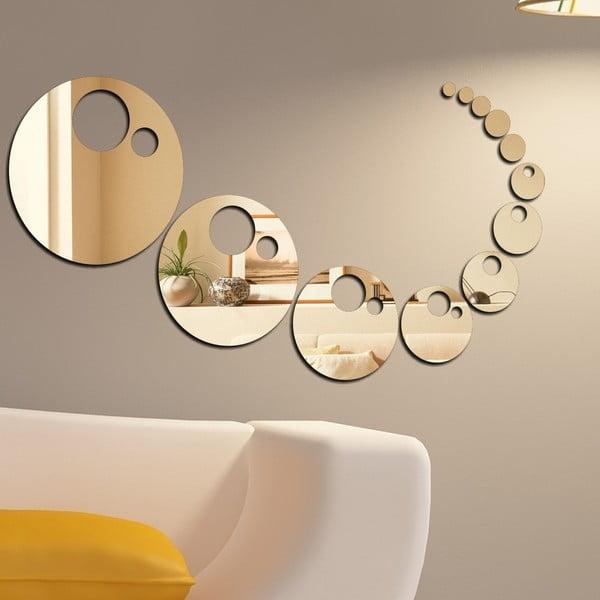 Dekoratívne zrkadlo Bubble