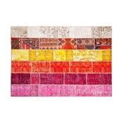 Vlnený koberec Allmode Mediterr, 150x80 cm