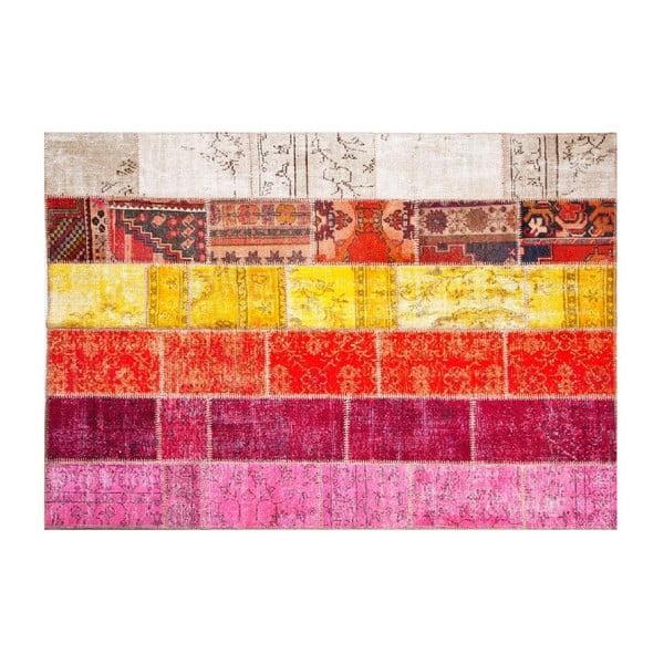 Vlnený koberec Allmode Mediterr, 200x140 cm