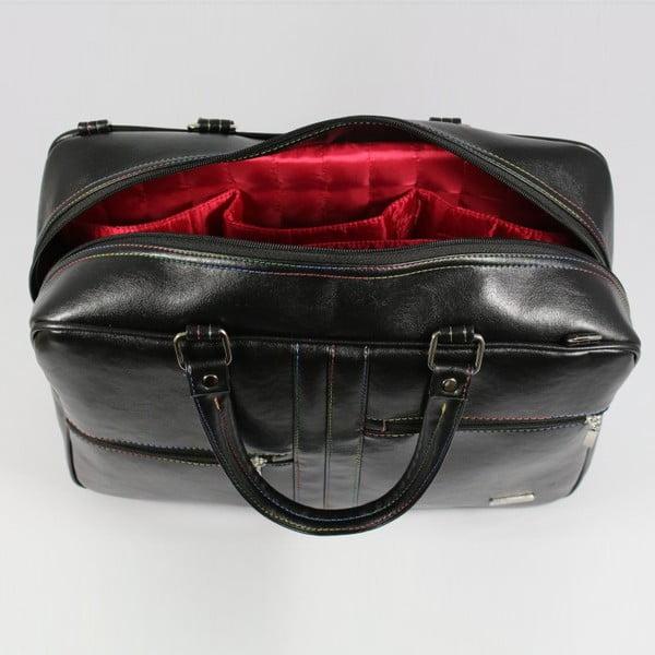 Kabelka Dara Bags Funny Zipper Night