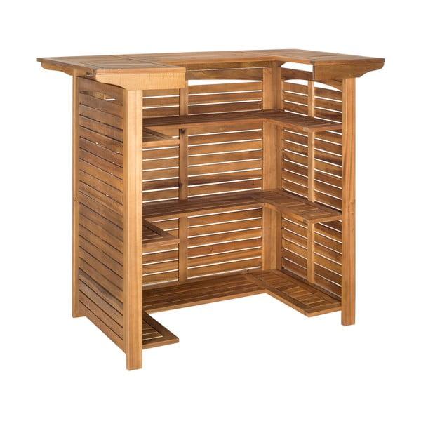 Záhradný drevený bar Safavieh Lola