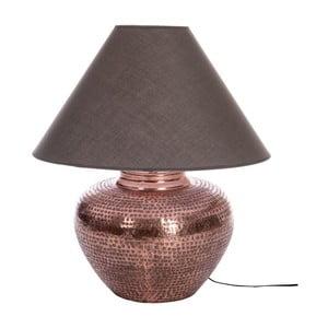 Stolná lampa Glamour Brass