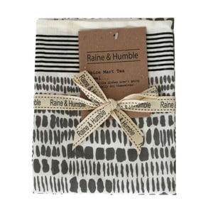 Utierka Charcoal Tea Towel
