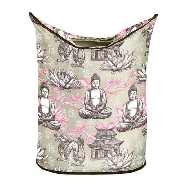 Kôš na bielizeň Buddha